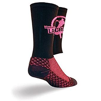 Socks - SockGuy - Lacrosse Padded LAX Mag 3 L/XL Cycling/Running