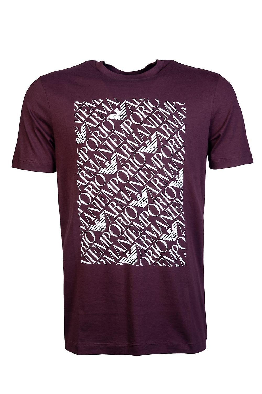 Emporio Armani Round Neck T Shirt 3G1TA3 1JNQZ