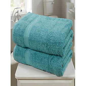 Royal Kensington 2 Piece toalha Bale turquesa