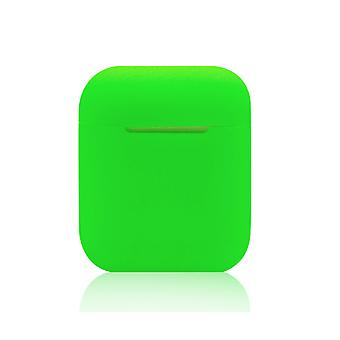 Silikons Shell Case for Apple Airpods/Airpods 2-Green