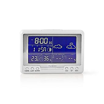 Wireless weather station for indoor and outdoor 203WT