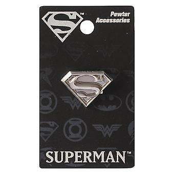 Pin - DC Comic - Superman Logo Metal New Toys Gifts Licensed 45181