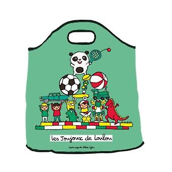 Derrière la Porte Toys Bag Child Loulou Green (Babies and Children , Toys , School Zone)