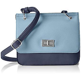 Tom Tailor Acc Daniella - Blue Women's Shoulder Bags (Blau) 20x16x8cm (B x H T)