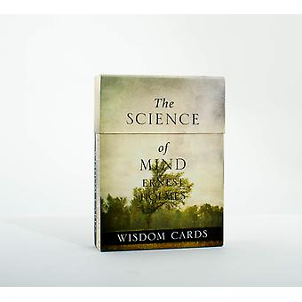 The Science of Mind Wisdom Cards 9780399161636
