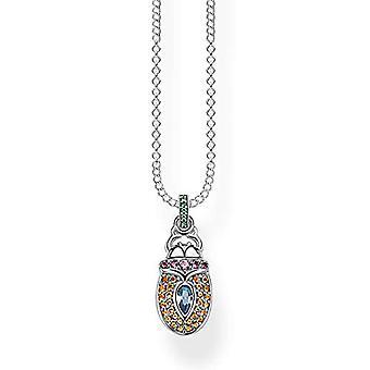 Collar de plata Thomas Sabo Donna con colgante Ke1894-348-7-L45v