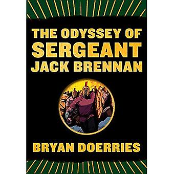 Odyssey of Sergeant Jack Brennan (Pantheon Graphic Novels)