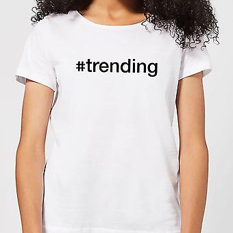 trending Women's T-Shirt - White