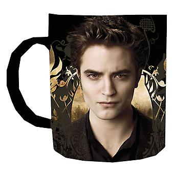 The Twilight Saga New Moon Mug (Edward Face)