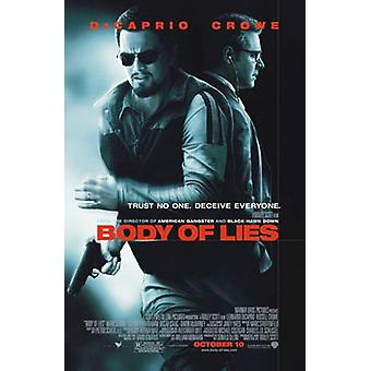 Body Of Lies Original Kino Poster