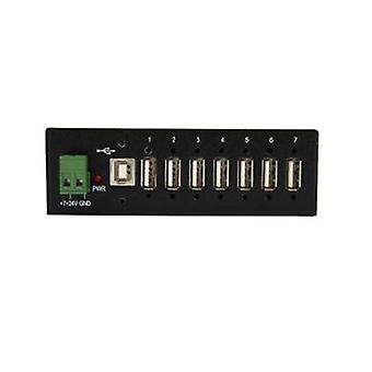 Startech Mountable Industrial 7 Port Usb Hub