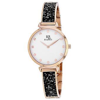 Roberto Bianci Women's Brillare White Dial Watch - RB0204