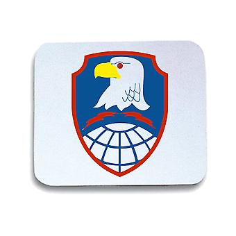 White mouse pad pad wtc0781 ssi us army space missile defense command fi