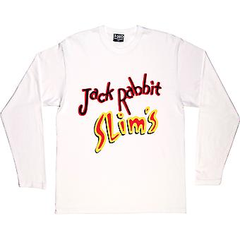 Jack Rabbit Slims White Long-Sleeved T-Shirt