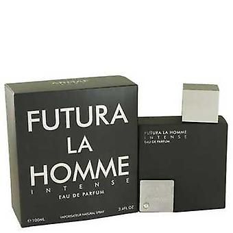 Armaf Futura La Homme Intense By Armaf Eau De Parfum Spray 3.4 Oz (men) V728-538507