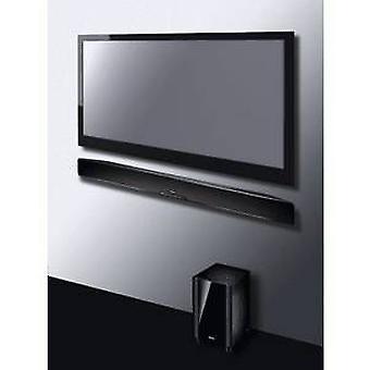 Magnat WSB 45, volledig actieve SoundBar home cinema-systeem met draadloze subwoofer, B-ware