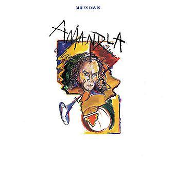 Miles Davis - importation USA Amandla [Vinyl]