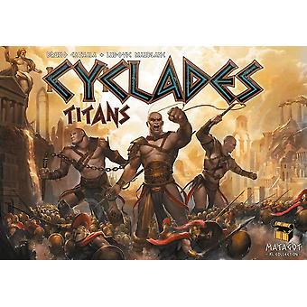 Kykladerna Titans brädspel