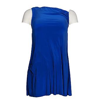 DreamShaper بواسطة ملابس السباحة Miraclesuit بريانا سارونج قطعة واحدة زرقاء A350673