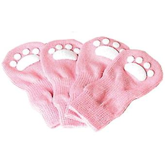 Ferribiella Large Socks Pink (Dogs , Dog Clothes , Shoes)