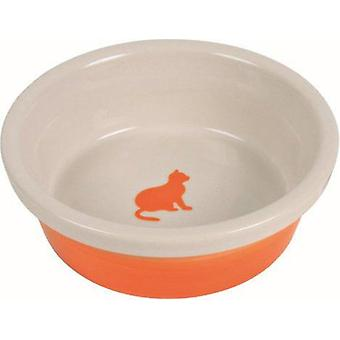 Trixie Ceramic Bowl for Cats (Cats , Bowls, Dispensers & Containers , Bowls)