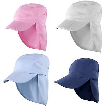 Result Headwear Kids/Childrens Unisex Folding Legionnaire Hat / Cap