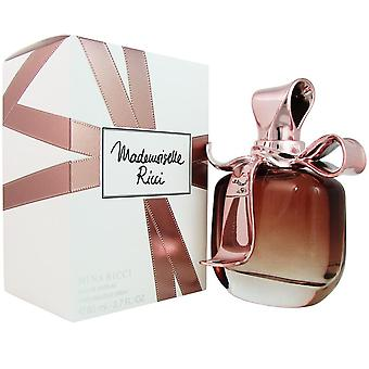 Mademoiselle ricci for women by nina ricci 2.7 oz eau de parfum spray