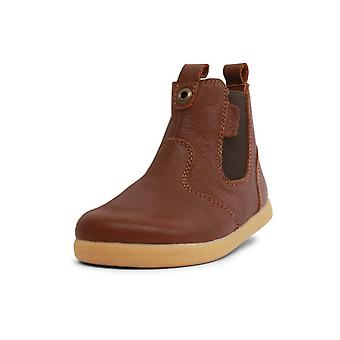 Bobux i-walk & kid+ toffee brown jodhpur boots