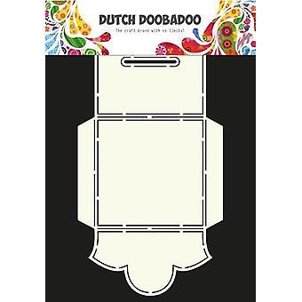 Hollanti Doobadoo Hollanti Envelop Art Square koriste A4 470.713.039