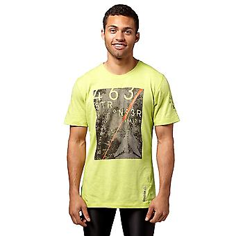 Reebok DT Graphic Z92233 universal all year men t-shirt