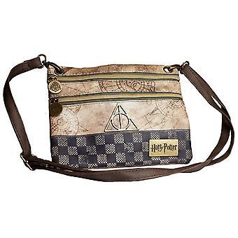 Harry Potter, the Deathly Hallows-flat Shoulder bag