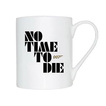 James Bond, Mug - No Time To Die