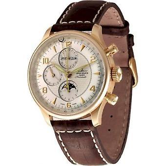 Zeno-Watch - Wristwatch - Men - Godat II 6273VKL-RG-f2