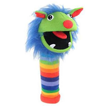 The Puppet Company Sockettes Glove Puppet Rainbow