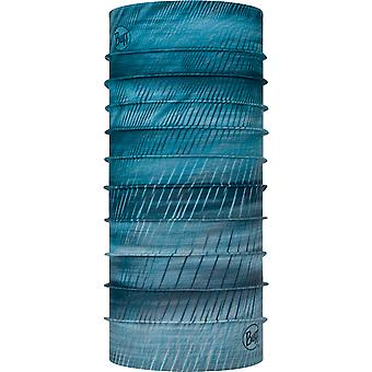 Buff Coolnet UV+ Neck Warmer in Keren Stone Blue