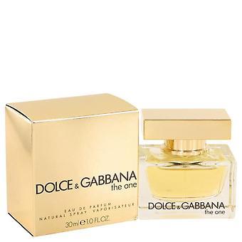 Den ene eau de parfum spray av dolce & gabbana 435380 30 ml