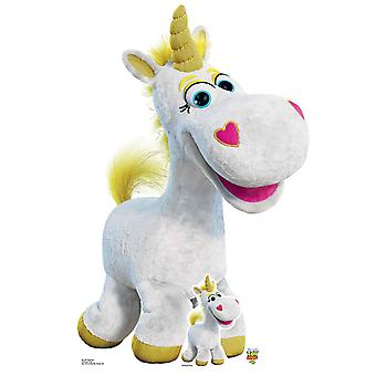 Buttercup Unicorn Official Disney Toy Story 4 Lifesize Cardboard Cutout / Standee