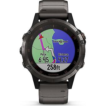 Garmin Smartwatch fenix 5 Plus 010-01988-03
