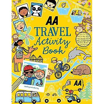 Travel Activity Book - 9780749581565 Book