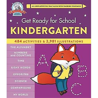Get Ready for School - Kindergarten (Revised & Updated) by Heather