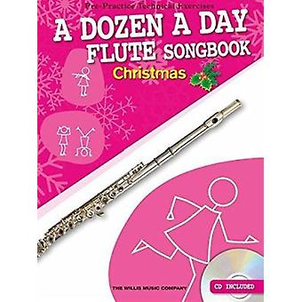 Dozen a Day Flute Songbook - Christmas - 9781783056460 Book