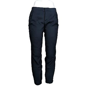 G.I.L.I. got it love it Women's Pants Twill Zip Front Blue A266638