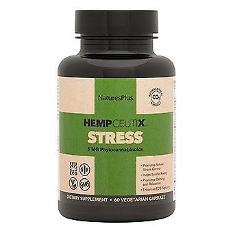 Natura&s Più Hempceutix Stress Vegicaps 60 (83004)