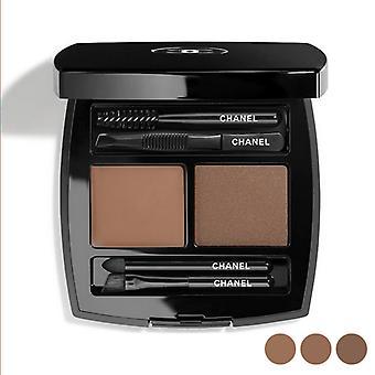 Ögonbryn Make-up La Palette Sourcils Chanel/01-ljus