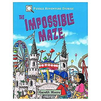 Puzzle Adventure Stories - The Impossible Maze by Dr Gareth Moore - 97