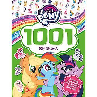My Little Pony 1001 Stickers by Egmont Publishing UK - 9781405293488