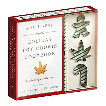 Happy Happy Holiday Pot Cookie Kit by Cider Mill Press - 978160433827