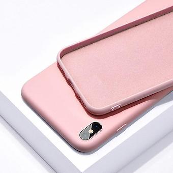 iCoverCase | iPhone X en iPhone XS | Vloeibare behuizing