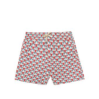 Benibeca Men's Manono Printed Swim Shorts