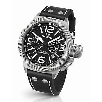 TW Steel CS3 Canteen men's chronograph watch 45mm
